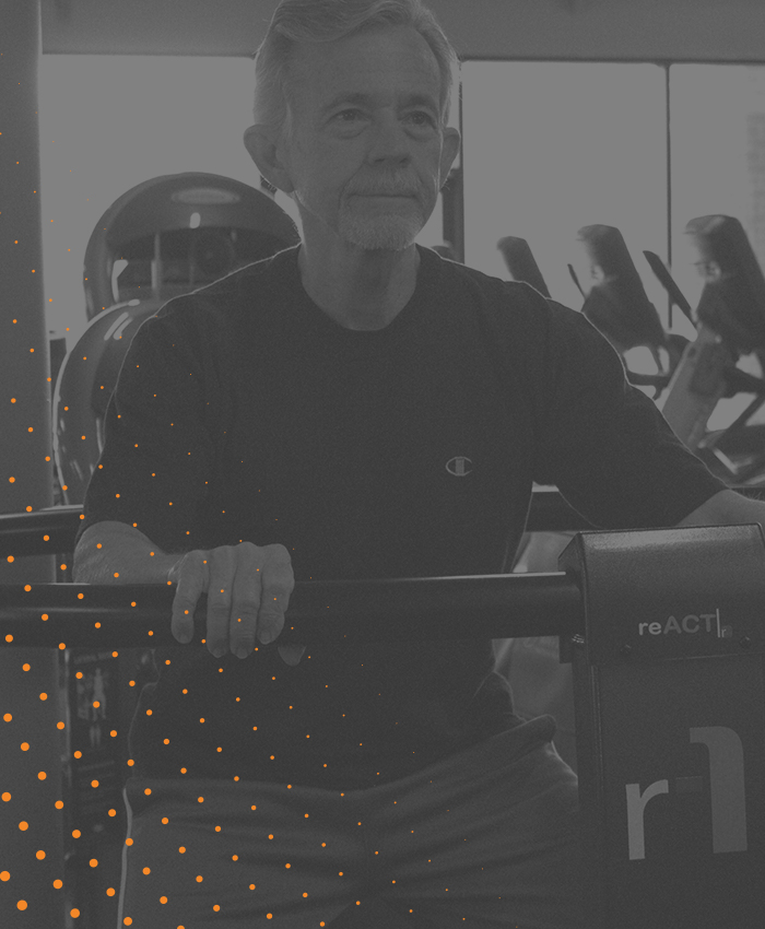 reACT Trainer for Active Aging